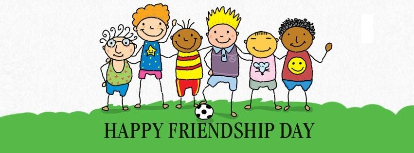 Friendship Day FB Covers, Photos, Banners 2