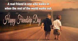 Happy Friendship Day - Quotes Images 2