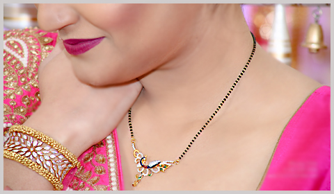 Unconventional Ways of Wearing Your Mangalsutra