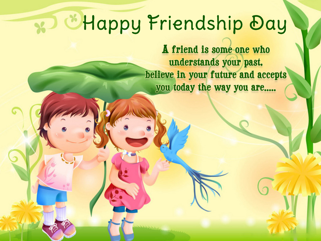 Happy Friendship Day Quotes SMS 2
