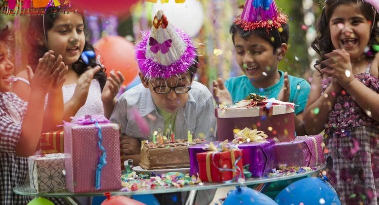 Celebrating Birthdays In India