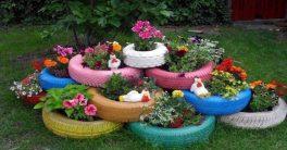 Crafts to Decor Cannabis Garden
