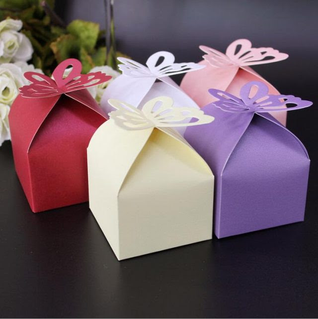 Boxes Are Used For Presenting A Gift