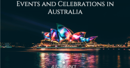 Enjoy Major Australian Events