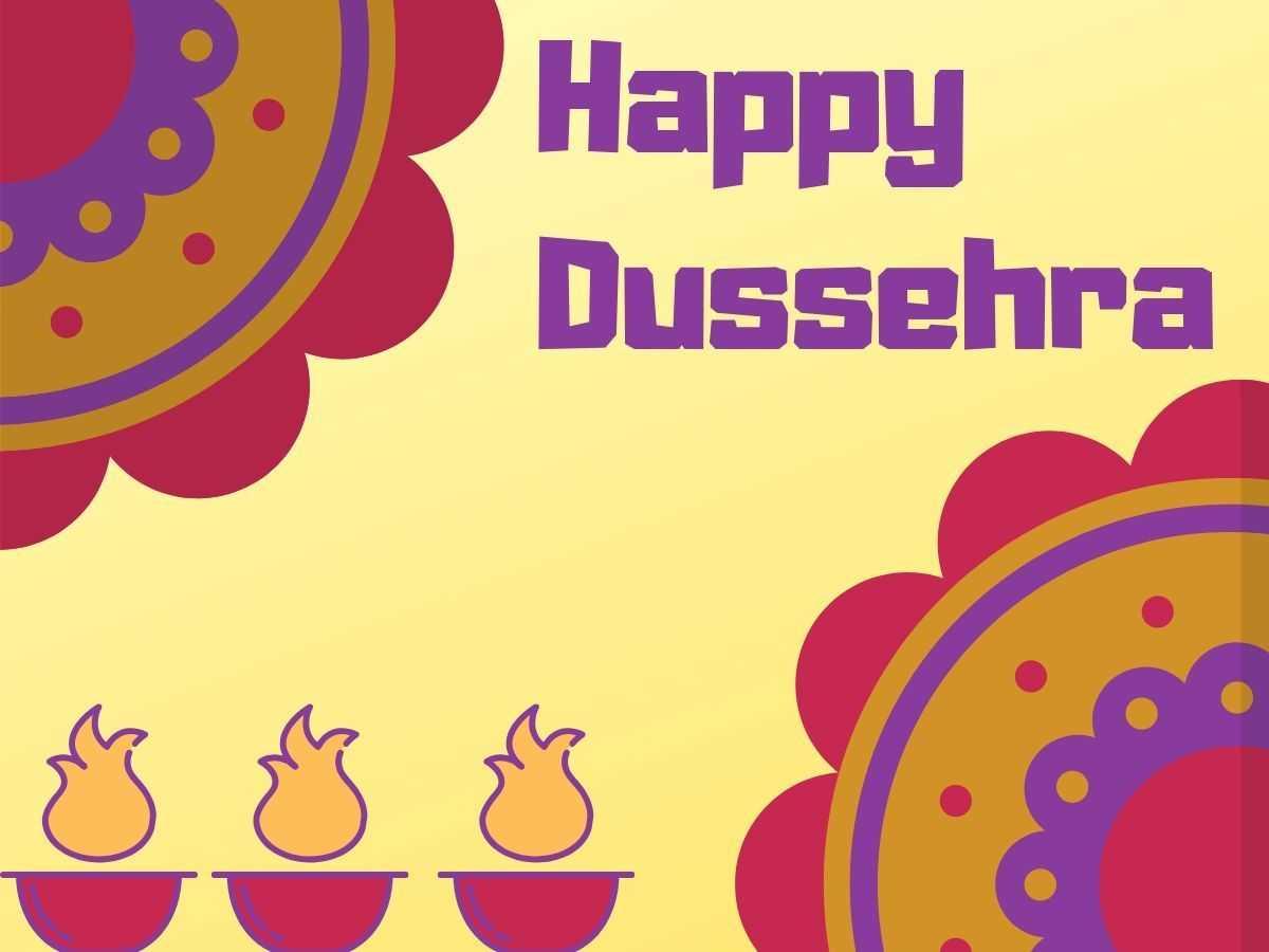 Vijayadashami Dussehra Images for Whatsapp DP Profile, HD Wallpapers-3