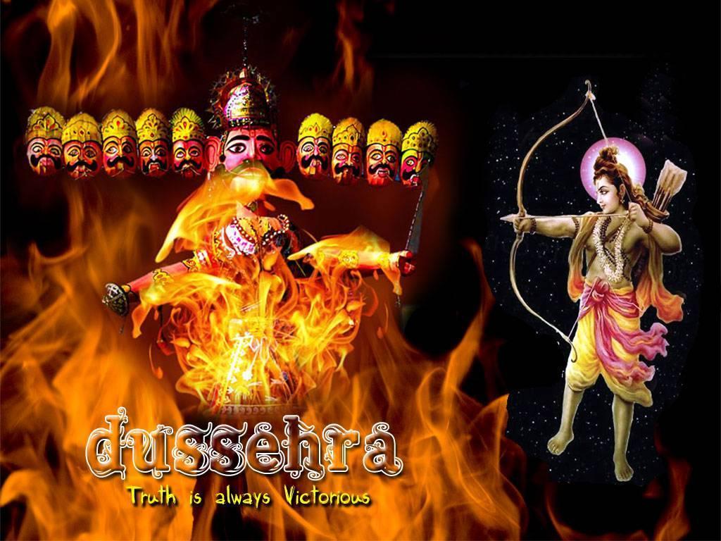 Vijayadashami Dussehra Images for Whatsapp DP Profile, HD Wallpapers-6